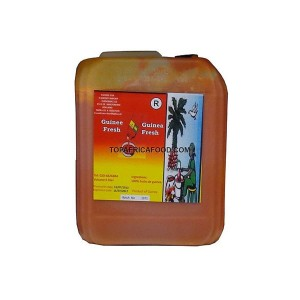 Guinee Fresh Palm Oil 5L