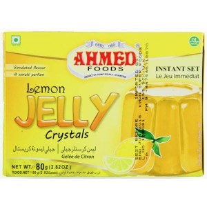 Ahmed Lemon Jelly 80g.