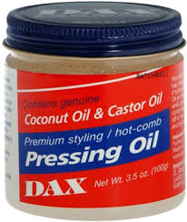 Dax Pressing Oil 3.5oz