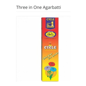 Incense Cycle Brand 12pcs.